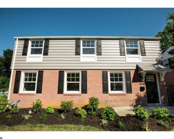 4046 N Warner Road, Lafayette Hill, PA 19444 (#7218098) :: Daunno Realty Services, LLC
