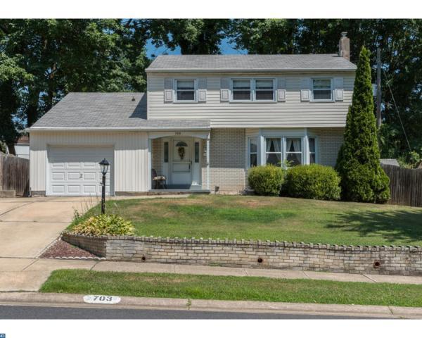 703 Parkside Boulevard, Claymont, DE 19703 (#7218205) :: Keller Williams Real Estate