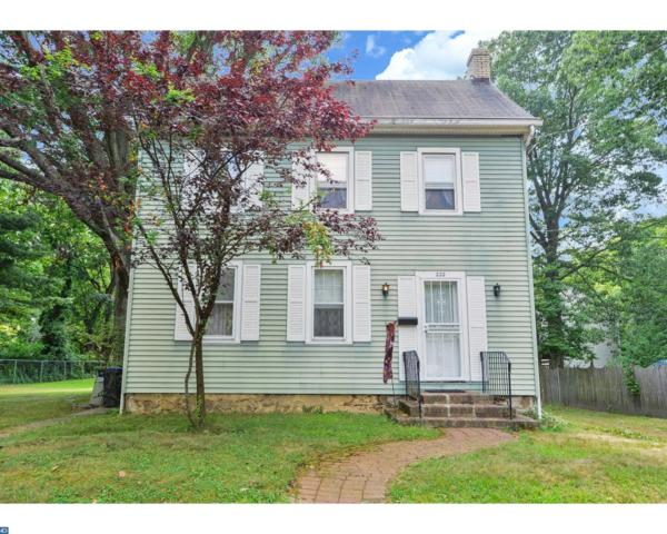 222 Locust Street, Moorestown, NJ 08057 (#7218962) :: The Keri Ricci Team at Keller Williams