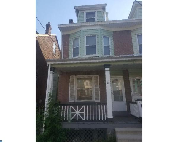 47 Evans Avenue, Trenton, NJ 08638 (MLS #7219721) :: The Dekanski Home Selling Team