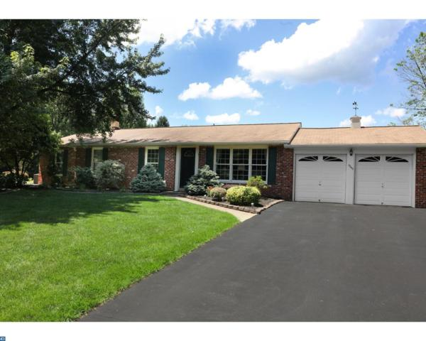 3340 Spruce Drive, Doylestown, PA 18901 (#7221245) :: McKee Kubasko Group