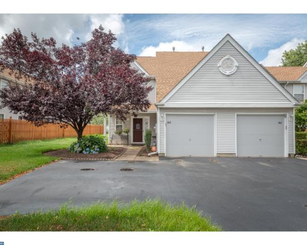 265 Birch Hollow Drive, Bordentown, NJ 08505 (MLS #7225547) :: The Dekanski Home Selling Team