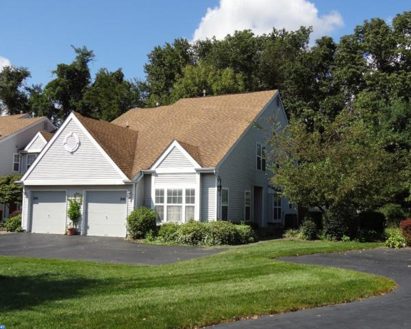 248 Birch Hollow Drive, Bordentown, NJ 08505 (MLS #7225785) :: The Dekanski Home Selling Team