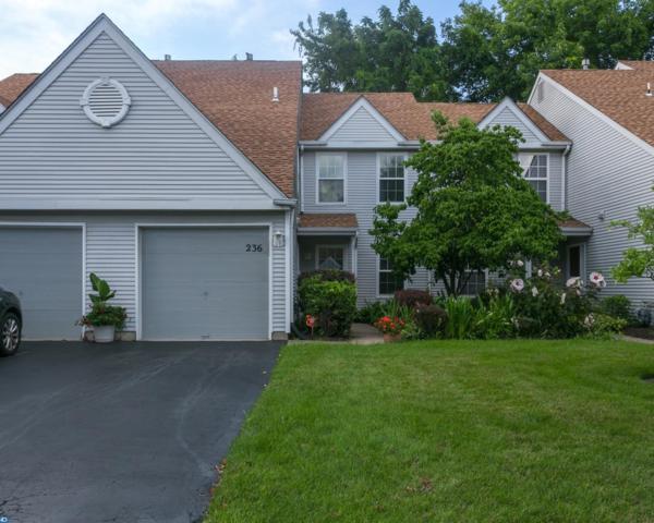 236 Birch Hollow Drive, Bordentown, NJ 08505 (MLS #7229726) :: The Dekanski Home Selling Team