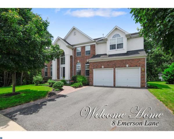 8 Emerson Lane, Hainesport, NJ 08036 (MLS #7229756) :: The Dekanski Home Selling Team