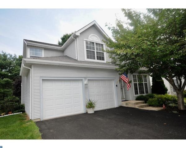 93 Ridgewood Way, Burlington, NJ 08016 (MLS #7230448) :: The Dekanski Home Selling Team