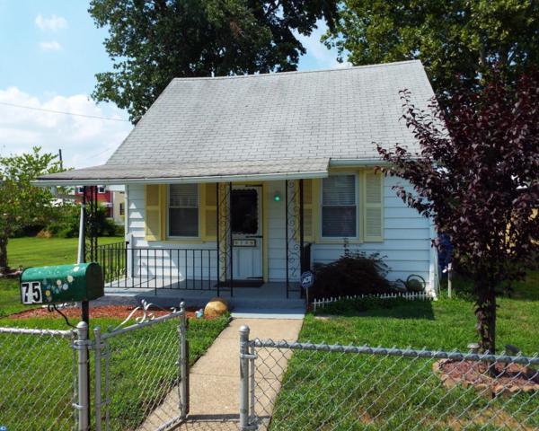 75 W 4TH Street, Burlington, NJ 08016 (MLS #7231815) :: The Dekanski Home Selling Team