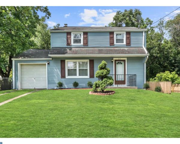 22 Rose Lane, Burlington Township, NJ 08016 (#7232607) :: McKee Kubasko Group