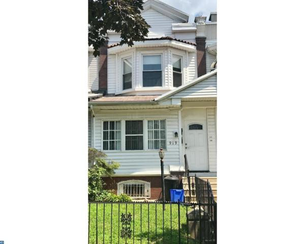 919 S 60TH Street, Philadelphia, PA 19143 (#7233112) :: McKee Kubasko Group