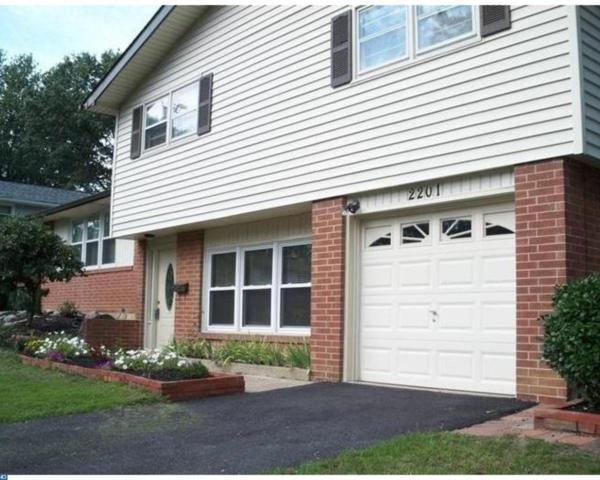 2201 Carlton Lane, Talleyville, DE 19810 (#7233389) :: Erik Hoferer & Associates
