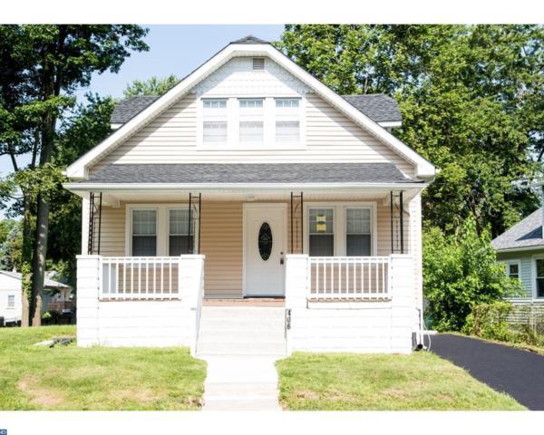 406 W Park Avenue, Lindenwold, NJ 08021 (MLS #7233418) :: The Dekanski Home Selling Team