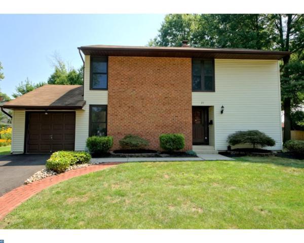 21 Twin Rivers Drive, East Windsor, NJ 08520 (MLS #7233902) :: The Dekanski Home Selling Team