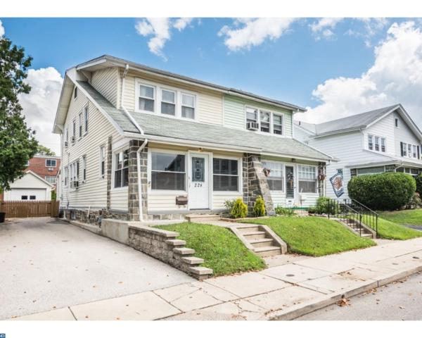 228 Stanley Avenue, Havertown, PA 19083 (#7234658) :: REMAX Horizons