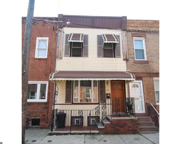 2132 Watkins Street, Philadelphia, PA 19145 (#7235382) :: The Team Sordelet Realty Group