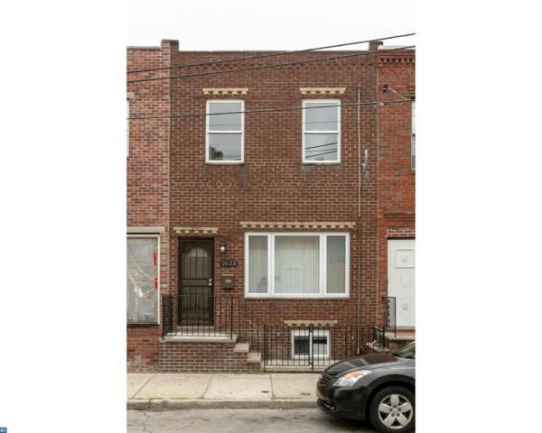2633 Tasker Street, Philadelphia, PA 19145 (#7235753) :: McKee Kubasko Group