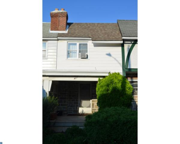 427 Millbank Road, Upper Darby, PA 19082 (#7236852) :: City Block Team