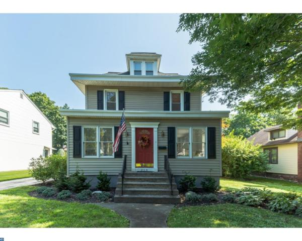 313 10TH Avenue, Haddon Heights, NJ 08035 (#7242145) :: The John Collins Team