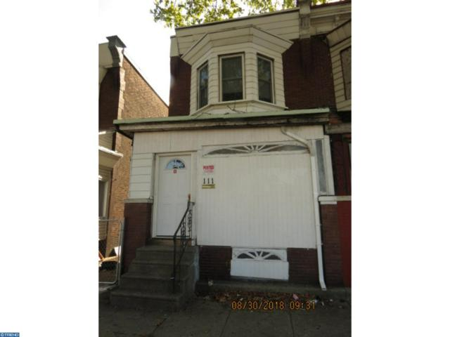 111 N 52ND Street, Philadelphia, PA 19139 (#7247497) :: McKee Kubasko Group