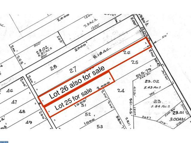L:25 Sooy Place Road, Shamong Twp, NJ 08088 (#7249802) :: The John Wuertz Team
