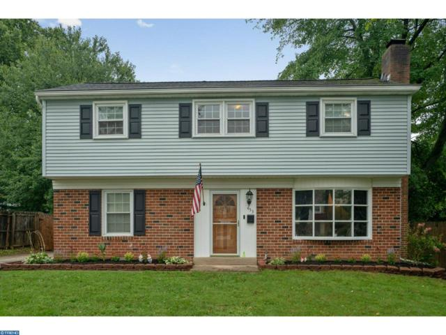 453 Old Fort Road, King Of Prussia, PA 19406 (#7250267) :: The John Collins Team