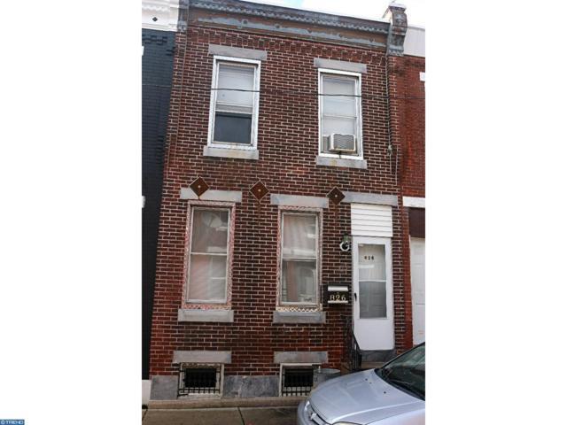 826 E Hilton Street, Philadelphia, PA 19134 (#7253386) :: McKee Kubasko Group