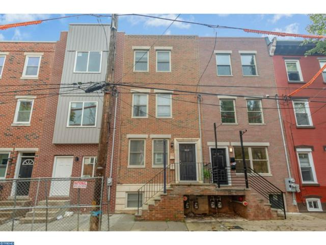 865 N Uber Street, Philadelphia, PA 19130 (#7254884) :: City Block Team