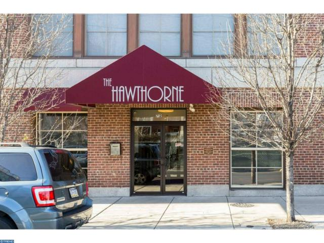 1201-15 Fitzwater Street #407, Philadelphia, PA 19147 (#7255423) :: The Toll Group