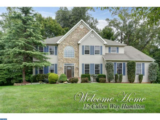 12 Cullen Way, Hamilton Township, NJ 08619 (#7255911) :: REMAX Horizons