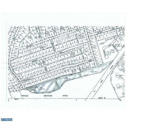 L-24 Pineybranch Road, Cranbury, NJ 08512 (MLS #6327211) :: The Dekanski Home Selling Team
