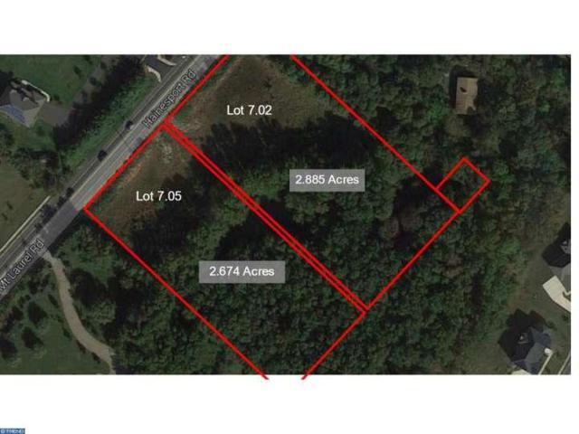 1310 Hainesport Mt Laurel Road, Mount Laurel, NJ 08054 (#6786225) :: The Meyer Real Estate Group