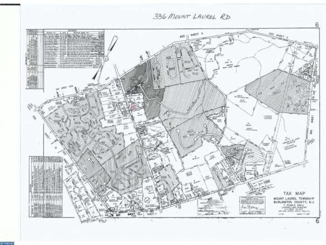 336 Mount Laurel Road, Mount Laurel, NJ 08054 (MLS #6813049) :: The Dekanski Home Selling Team