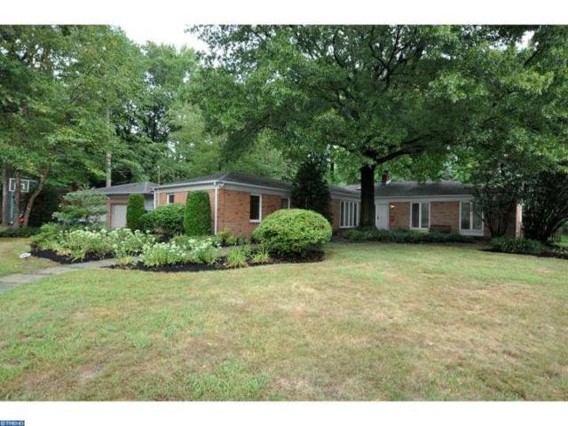 1433 Georgian Drive, Moorestown, NJ 08057 (MLS #6854275) :: The Dekanski Home Selling Team