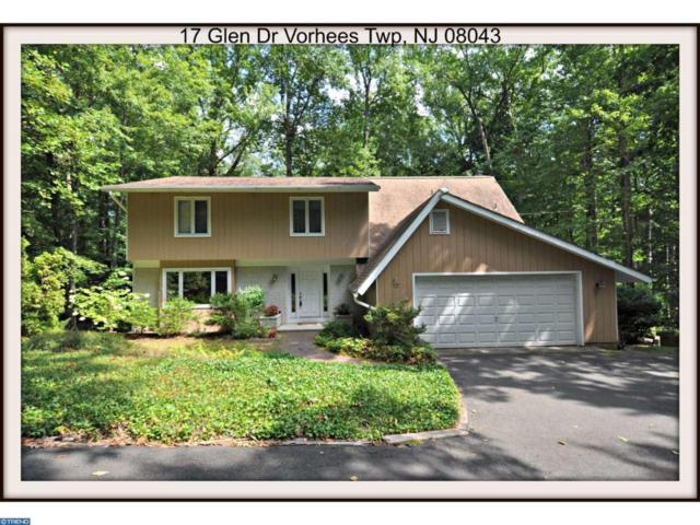 17 Glen Drive, VORHEES TWP, NJ 08043 (MLS #6860086) :: The Dekanski Home Selling Team