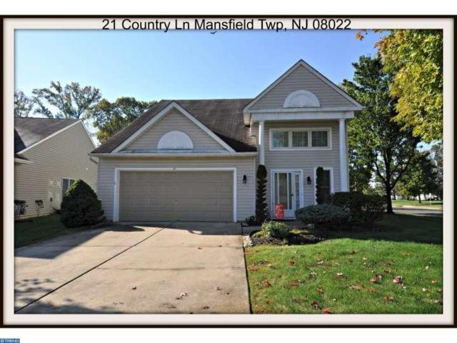 21 Country Lane, MANSFIELD TWP, NJ 08022 (#6878869) :: The Katie Horch Real Estate Group