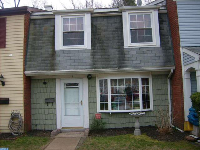 14 Richmond Place, Willingboro, NJ 08046 (MLS #6905980) :: The Dekanski Home Selling Team