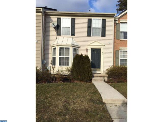 92 Jamestown Circle, Hamilton, NJ 08330 (MLS #6915623) :: The Dekanski Home Selling Team