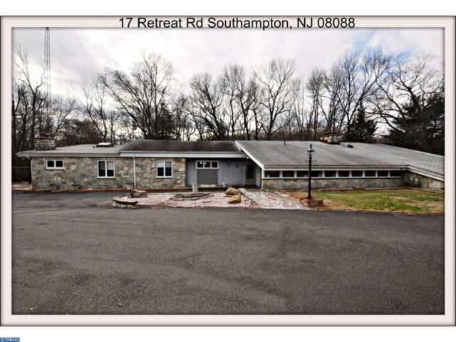 17 Retreat Road, Southampton, NJ 08088 (MLS #6915809) :: The Dekanski Home Selling Team