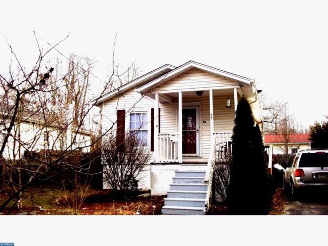 44 Wilson Road, Pine Hill, NJ 08021 (MLS #6919245) :: The Dekanski Home Selling Team