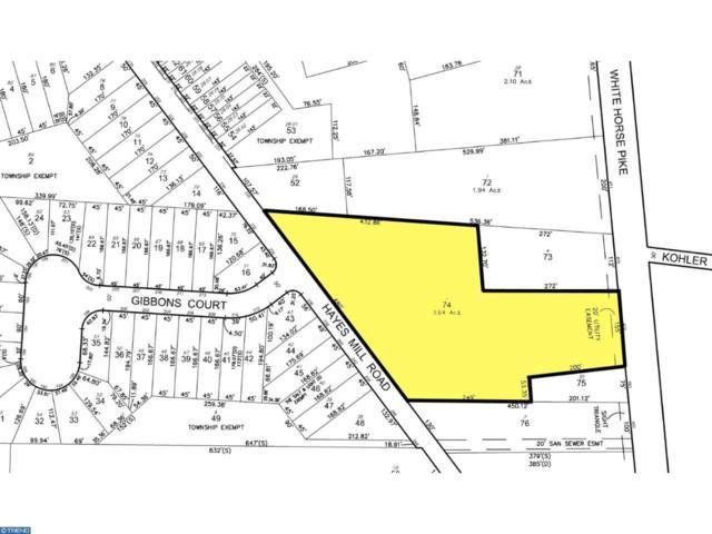 479 White Horse Pike, Atco, NJ 08004 (MLS #6922220) :: The Dekanski Home Selling Team