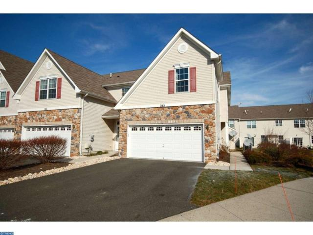 253 Concord Place, Pennington, NJ 08534 (MLS #6925293) :: The Dekanski Home Selling Team
