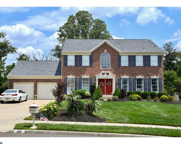 40 Aldridge Way, Sewell, NJ 08080 (MLS #6931543) :: The Dekanski Home Selling Team