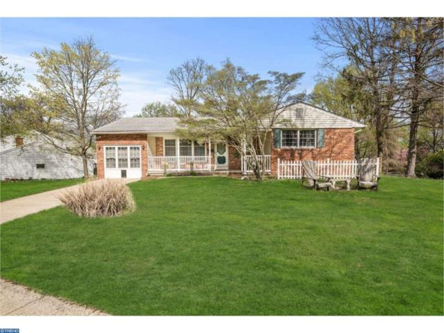 1319 Sylvania Avenue, Cinnaminson, NJ 08077 (MLS #6946855) :: The Dekanski Home Selling Team
