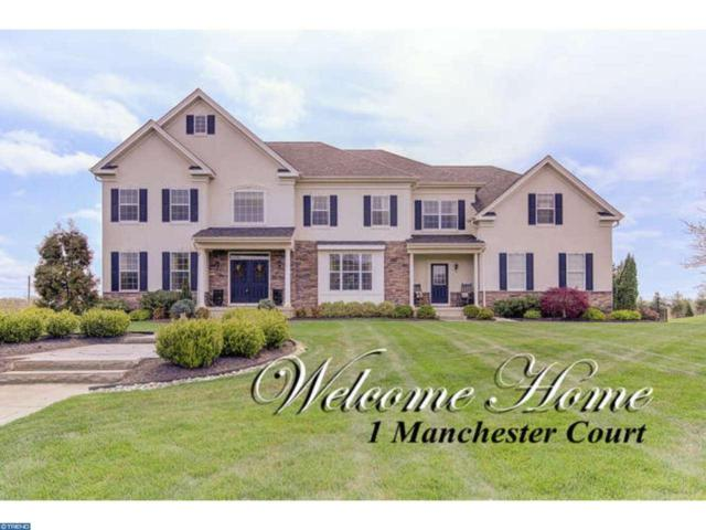 1 Manchester Court, Columbus, NJ 08022 (MLS #6947005) :: The Dekanski Home Selling Team