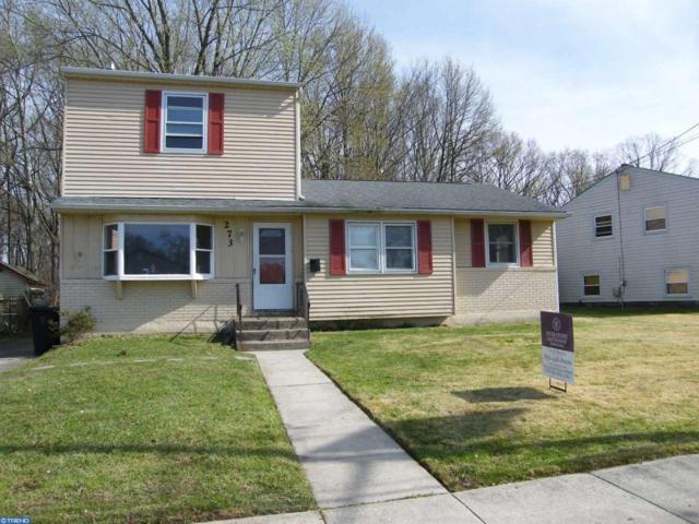 273 Marion Avenue, Westville, NJ 08093 (MLS #6956265) :: The Dekanski Home Selling Team