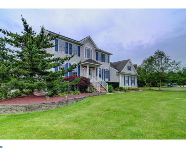 10 Taft Court, East Windsor, NJ 08520 (MLS #6960236) :: The Dekanski Home Selling Team