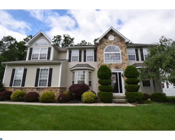 701 Saddlebrook Drive, Monroe Twp, NJ 08094 (MLS #6962687) :: The Dekanski Home Selling Team