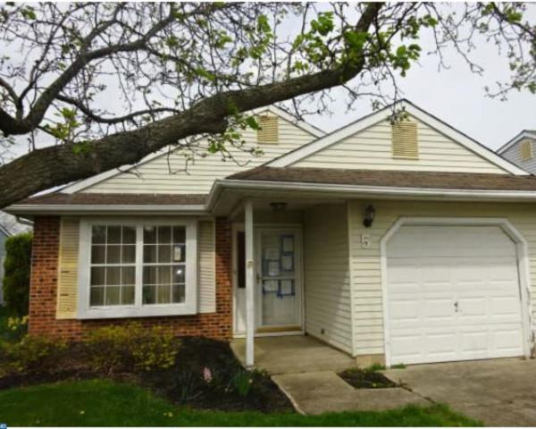 5 Eddystone Way, Mount Laurel, NJ 08054 (MLS #6968284) :: The Dekanski Home Selling Team