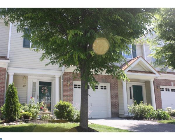 322 Amy Way, Cinnaminson, NJ 08077 (MLS #6969636) :: The Dekanski Home Selling Team
