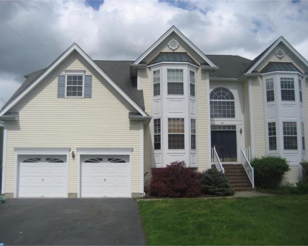 48 Pierce Road, East Windsor, NJ 08520 (MLS #6974793) :: The Dekanski Home Selling Team
