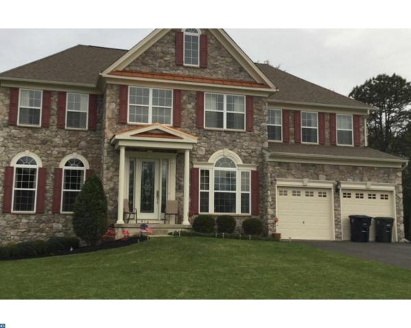 916 Mannington Drive, Monroe Twp, NJ 08094 (MLS #6979559) :: The Dekanski Home Selling Team